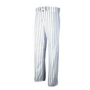 Youth Relaxed Fit Pinstriped Baseball Pant w/ Tunnel Loop