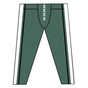 Adult & Youth Sublimated Football Pants