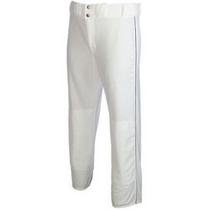 Youth Relaxed Fit Double Knit 14 Oz. Baseball Pant w/ Contrasting Soutache